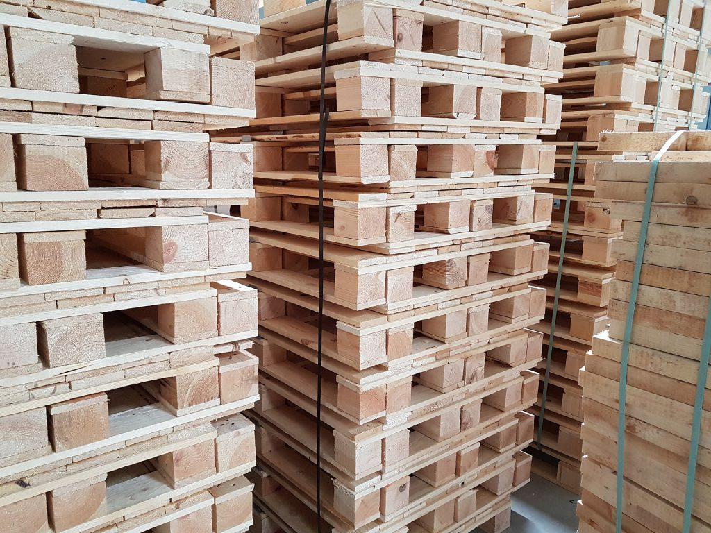 Paletten An- und Verkauf Darmstadt Frankfurt- Darmstadt Palettenhandel